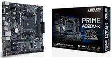 ASUS PRIME A320M-K AMD AM4 Motherboard